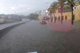 El Puente de la Asunción dejará lluvias y bajada de temperaturas en Balears