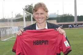 Valeri Karpin, entrenador de fútbol.
