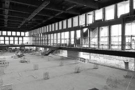 El hotel del Palacio de Congresos estará terminado en febrero