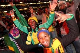 Àfrica celebra con un concierto el inicio del primer Mundial del continente