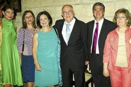 RECEPCIÓN DE LOS REYES EN LA ALMUDAINA 2014