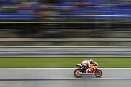Márquez, nueve 'poles' en once carreras