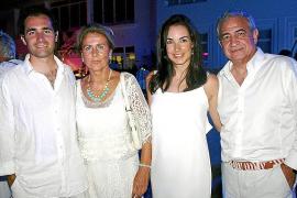 El Club Náutico acoge la cena de armadores de la Copa del Rey Mapfre