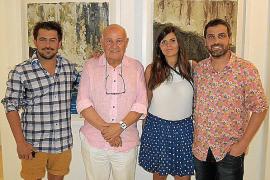 La galería Dionís Bennàssar expone obras del artista Riera Ferrari