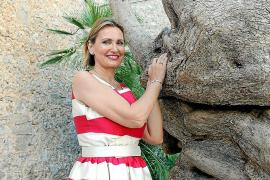 Ainhoa Arteta actúa a beneficio de Projecte Home en la Torre de Canyamel