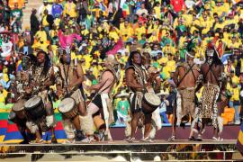 El Mundial se estrena con un empate entre México y Sudáfrica