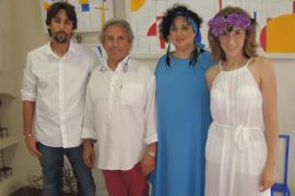 Exposición de Maria Genovart en Artà