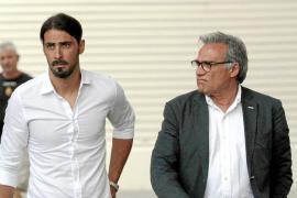 Crece la tensión entre Cerdà y Aouate por la venta del Mallorca