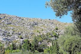 El Ajuntament de Pollença negocia desbloquear la urbanización de la Font