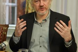 "Assange dice que ""pronto"" abandonará la embajada ecuatoriana en Londres"