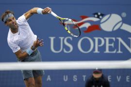 Rafa Nadal renuncia a disputar el US Open por sus problemas en la muñeca derecha