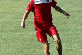 Alex Coeff ya entrena con el Real Mallorca