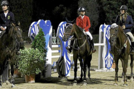 Tolo Mayol y 'Macaco' logran el Trofeo de Hípica Infanta Elena