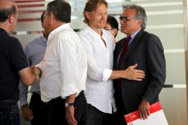 Valeri Karpin y Biel Cerdà