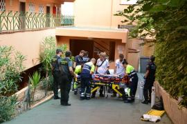 Herido grave un turista que se ha precipitado desde un edificio en Magaluf