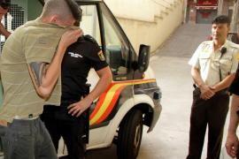 Orden de alejamiento para los detenidos por la pelea de Son Gotleu