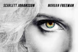 Poster de la película 'Lucy'.