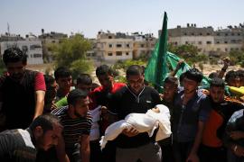 Los ataques israelíes dejan 18 muertos y 120 heridos desde la ruptura de la tregua