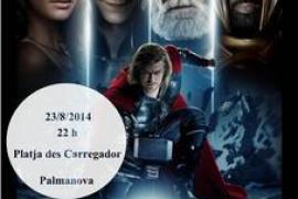 Cine en la playa en los Vespres Culturals: 'Thor'
