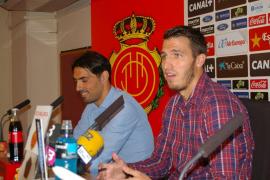 Scepovic afirma «estar encantado» de jugar con el Mallorca