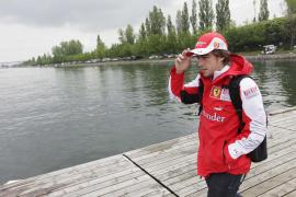 Button, el mejor en los primeros libres; Alonso, séptimo