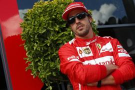 Alonso apuesta por disputar el tercer puesto del Mundial a Ricciardo