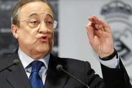 La Fiscalía prevé citar a Florentino Pérez y a Villar Mir por el concurso de Son Espases