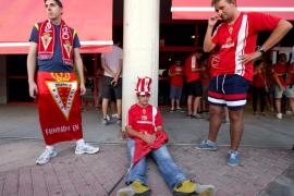 Aficionados del Real Murcia