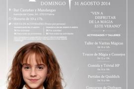 La AACF organiza un día de Harry Potter