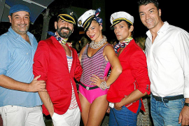 Love Boat Party en el Club de Mar