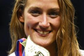 Belmonte, oro y récord de los campeonatos en los 1.500 libre