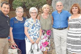 Biniaraix dedica su plaza a Jean Dausset, Premio Nobel de Medicina