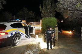 Investigan la muerte de un hombre en su casa de la  carretera de Valldemossa