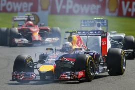 Ricciardo suma su tercera victoria en Bélgica, donde Alonso es séptimo