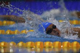 Belmonte cierra los Europeos con un bronce en 400 libre, prueba en la que Costa fue sexta