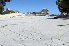 Inca 'liquida' el contrato de explotación de la plaza Mallorca tras una década de penurias