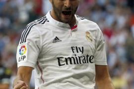 El Real Madrid se estrena en Liga con una victoria ajustada frente al Córdoba