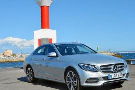 Mercedes Clase C, la distinción más radical