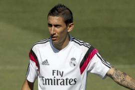 El Manchester United confirma el fichaje de Ángel Di María