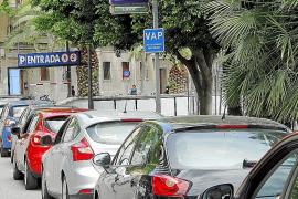 Peatonalización del centro de Palma sí, pero no total