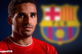El Barça ficha al lateral de Sao Paulo Douglas por 4 millones de euros