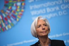 Lagarde, imputada en relación con un caso de corrupción en Francia