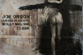Folk paisajístico de la mano de Joe Orson en el Three Lions