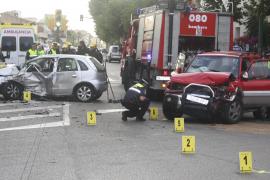 El conductor ebrio implicado en el accidente mortal en Palma queda en libertad