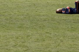 Andrés Iniesta acelera