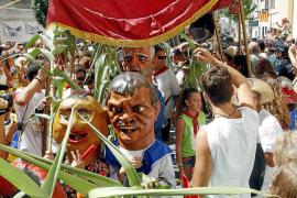 Sant Agustí vuelve a encender Felanitx