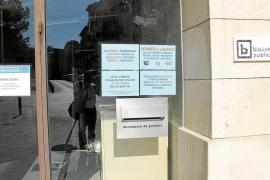 Estarellas dice que se cubrirán cinco plazas en la Biblioteca Can Sales