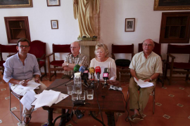 Vecinos y Misioneros de la Real entregan a la Fiscalía información de Son Espases