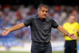 Paco Herrera afirma que es el mejor momento para «coger» al Mallorca