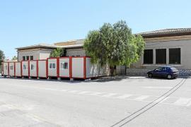 El IES Sant Marçal, a solo cinco kilómetros de Santa Maria, comenzará el curso medio vacío